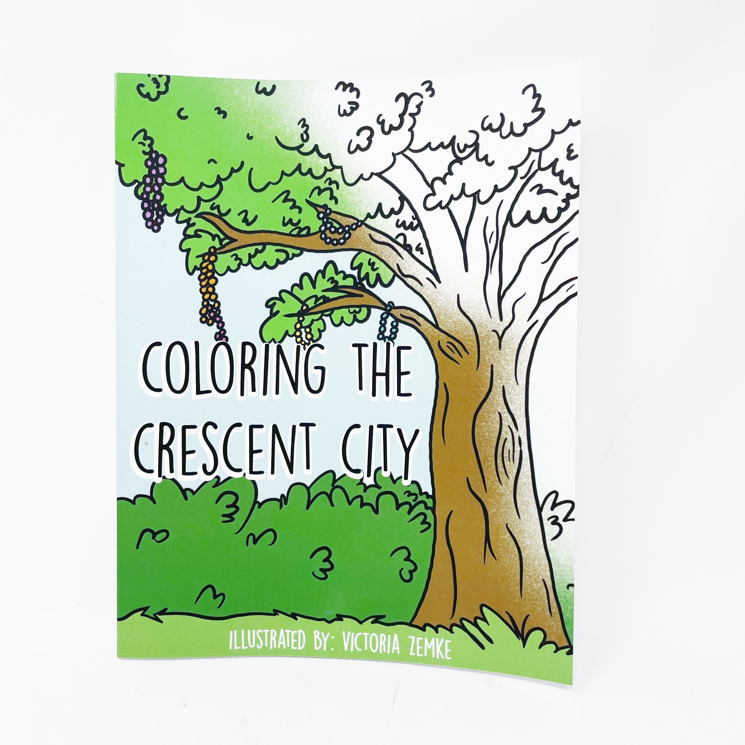 Coloring the Crescent City