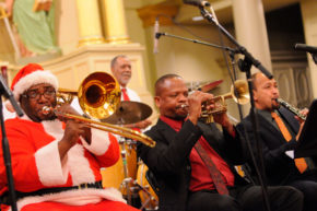 New Orleans Holiday Concert