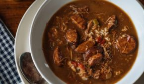 Chicken and Sausage Gumbo